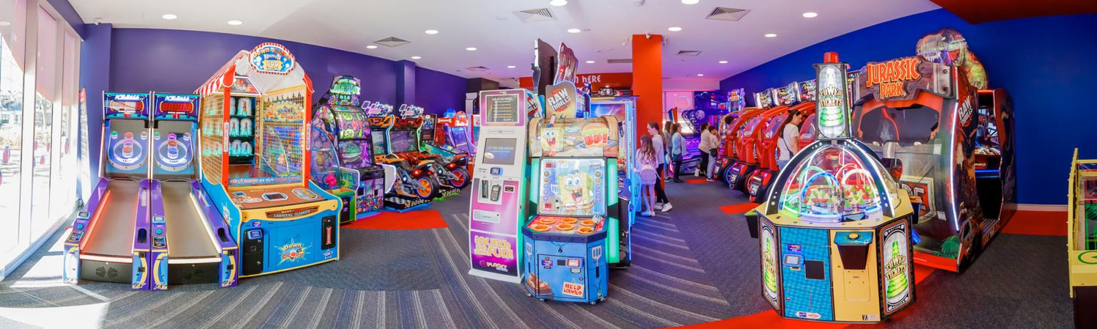 Planet Arcades - Westfield, North Lakes